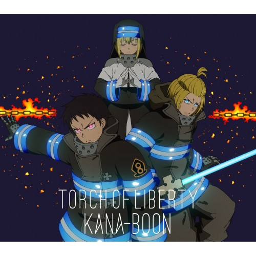 KANA-BOON - Torch of Liberty (CD+DVD Limited Pressing)