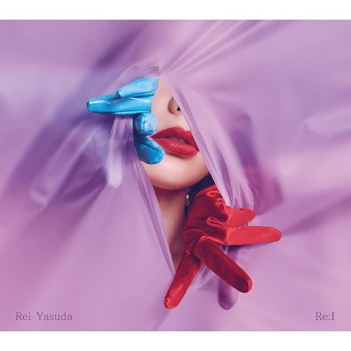 Rei Yasuda - Re:I (CD+Blu-ray Limited Edition)