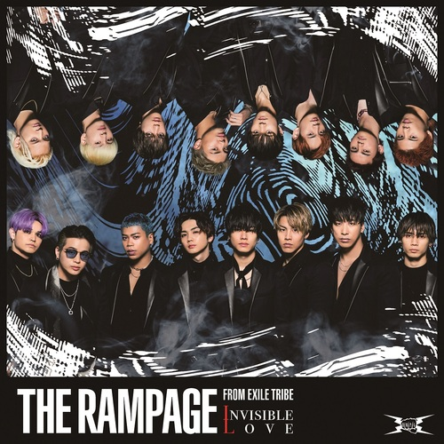 THE RAMPAGE from EXILE TRIBE - Invisible Love (CD+DVD)
