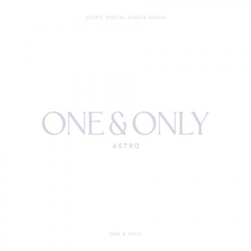 [FIRST PRESS] ASTRO - One And Only