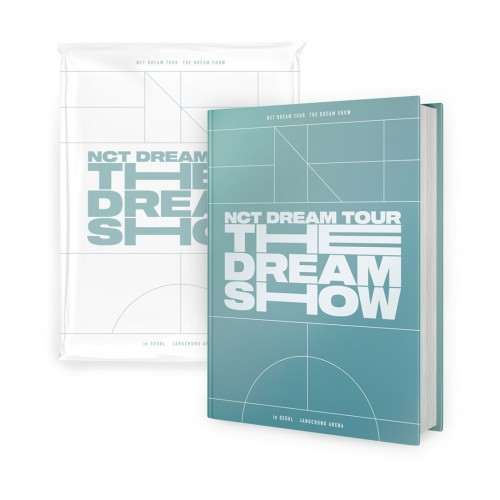 [FIRST PRESS] NCT Dream	- Tour The Dream Show Photobook & Live Album