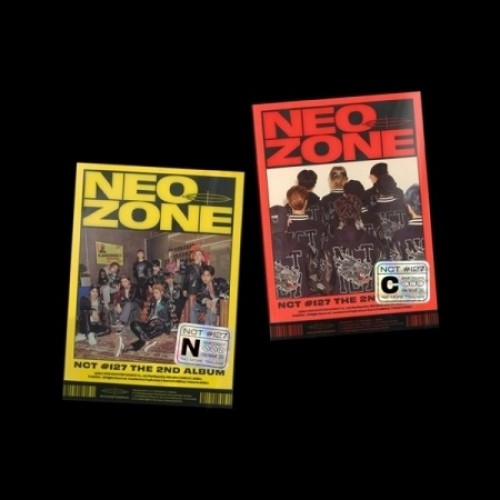 [FIRST PRESS] NCT 127 - Neo Zone