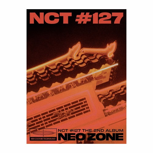 [FIRST PRESS] NCT127 - Neo Zone (T)