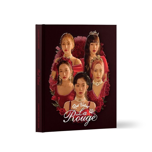 [FIRST PRESS] Red Velvet - La Rouge Photobook & Live Album