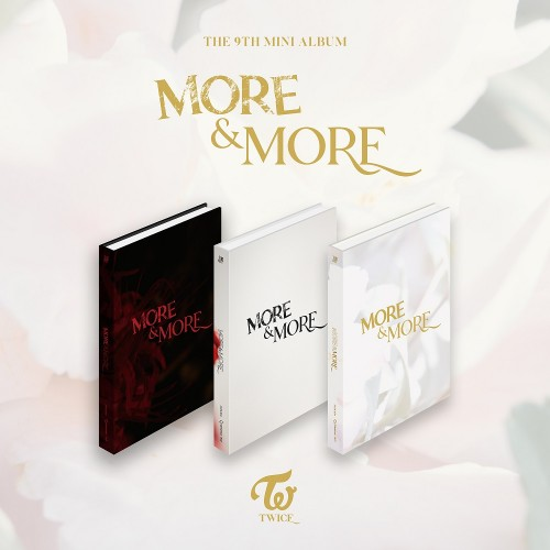[FIRST PRESS] TWICE - More & More