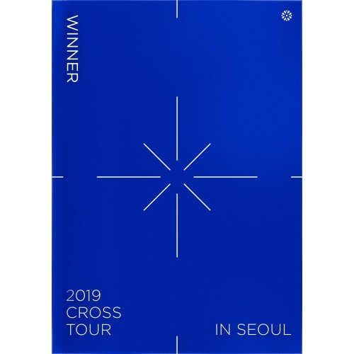 [FIRST PRESS] WINNER - 2019 Cross Tour in Seoul DVD & Live CD