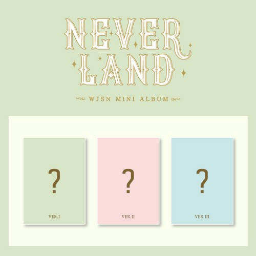 [FIRST PRESS] WJSN - Neverland