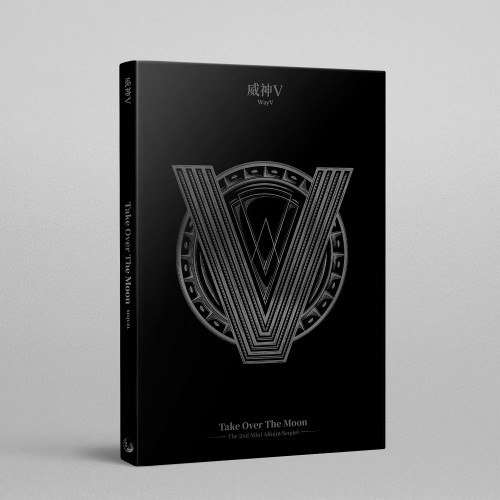 [FIRST PRESS] WayV - Take Over The Moon: Sequel